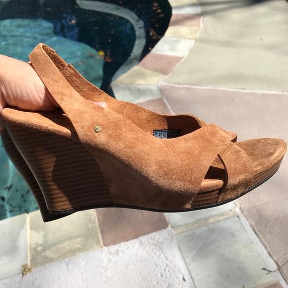 62ebaff01f7 UGG sling back sandals 🌟🌟
